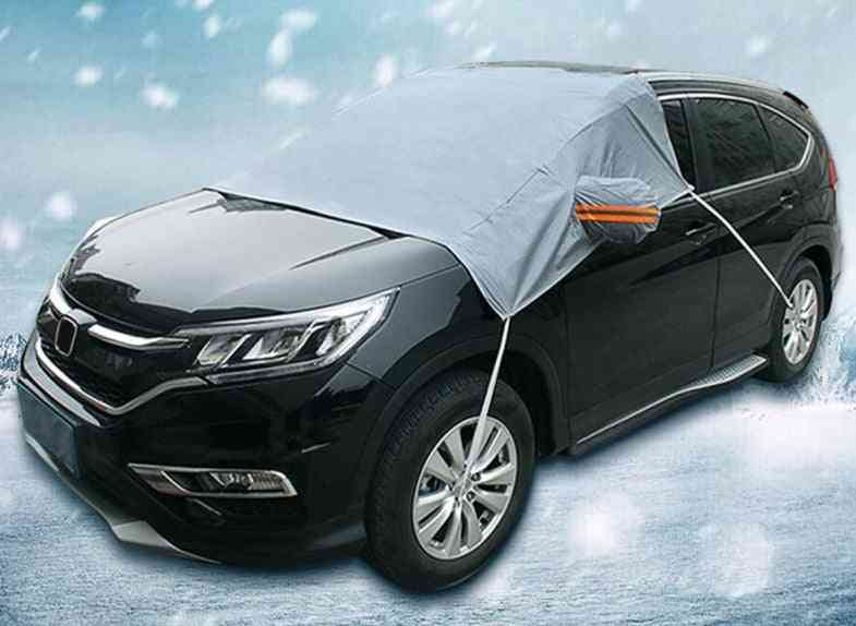 Car Windshield Thickening Anti-frost Outdoor Glass Snow Cover