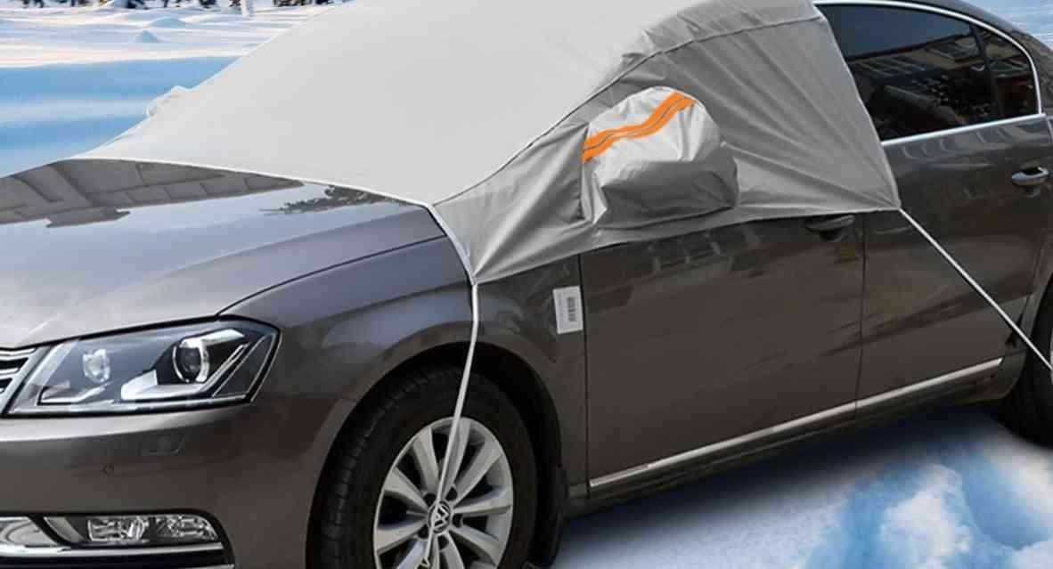 Universal Car Front Window Windscreen Sunshade Cover