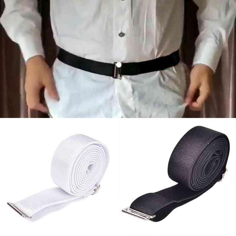 Adjustable Shirt Anti-wrinkle Holder Belt