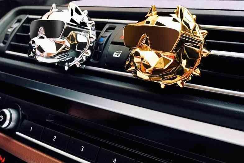 Car Perfume Fragrance Clip Auto Vent Air Freshener