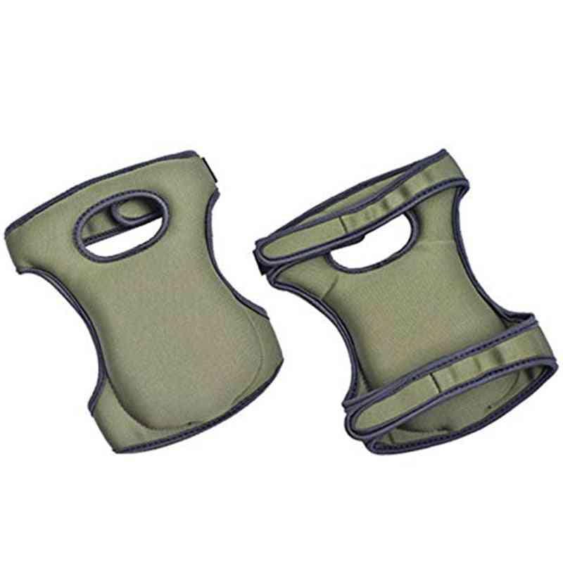 Adjustable Straps Knee Pads For Scrubbing Floors Work