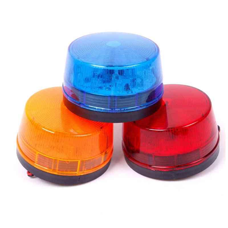12v Security Alarm, Strobe Signal, Safety Warning Flashing - 90s/minute, Traffic Alarm, Signal Lamp