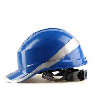 Safety Helmet, Protective Cap With Phosphor Stripe