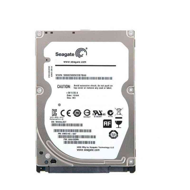 Laptop Pc Notebook Internal Hdd Hard Disk Drive