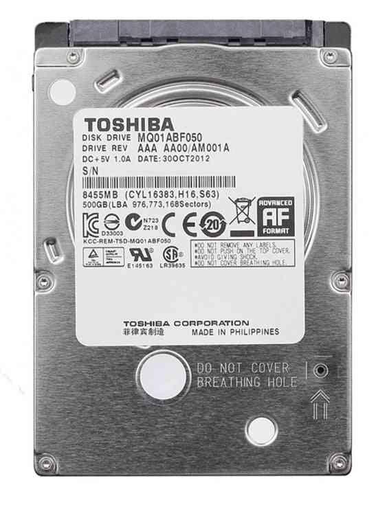 4tb 2tb 1tb 500gb 320gb 250g Hdd 2.5 Sata For Laptop 2.5 Sata Internal Hard Drive Hard Drive 500 Gb Hard Disk