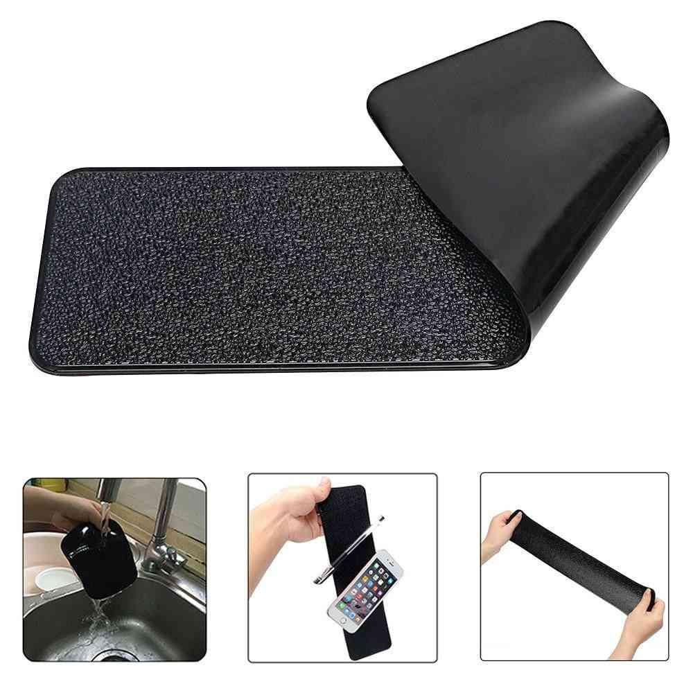 Dashboard Sticky Pad Non-slip Mat, Gel Magic Anti-slip Pads