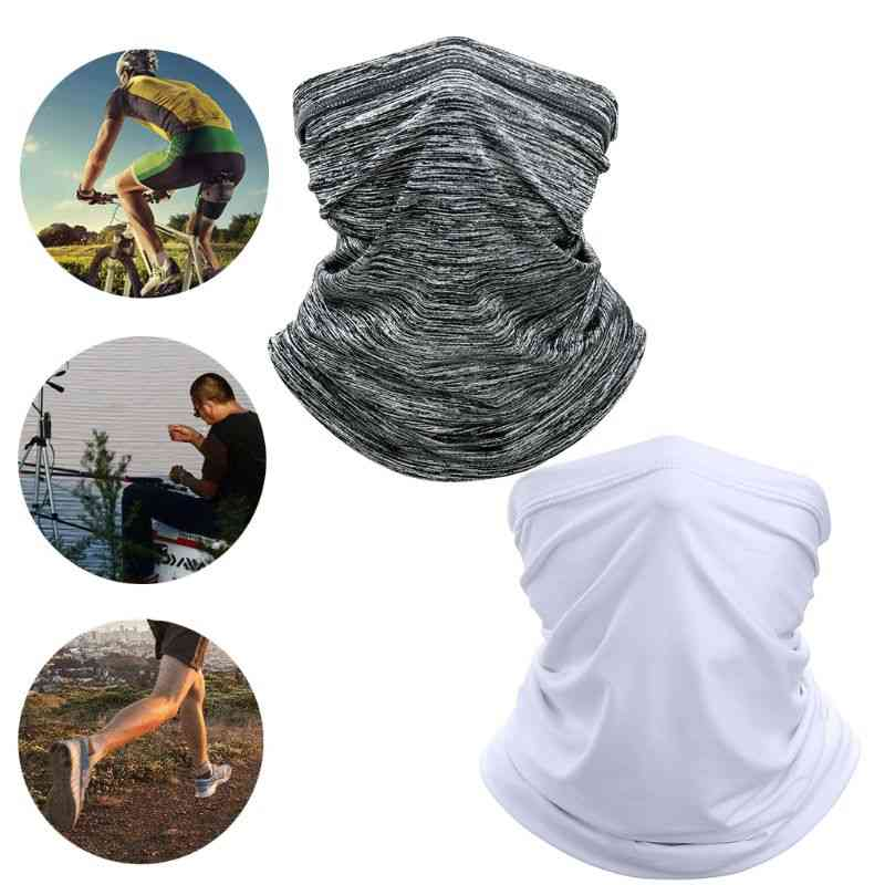 Outdoor Cycling Face Mask Sun Protection Scarf