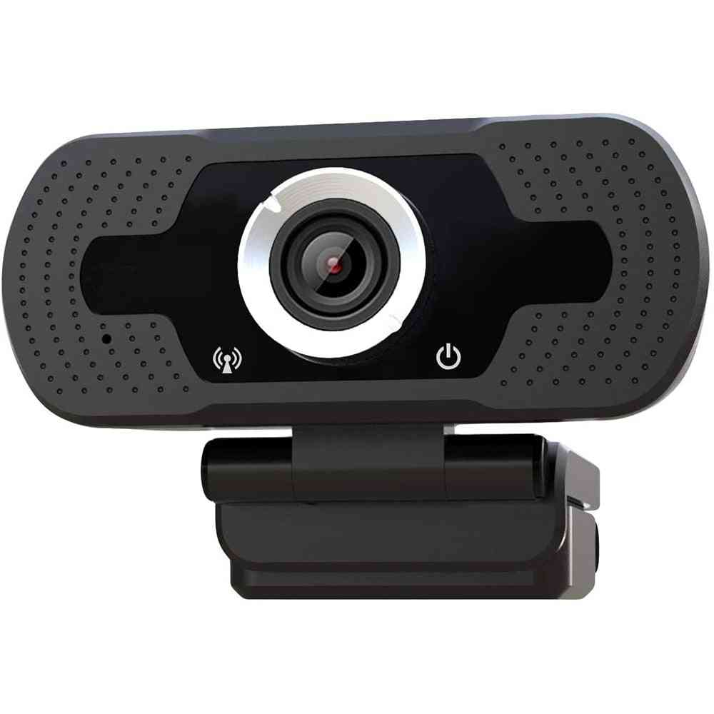 Full Hd 1080p Webcam With Built-in Reduction Mic