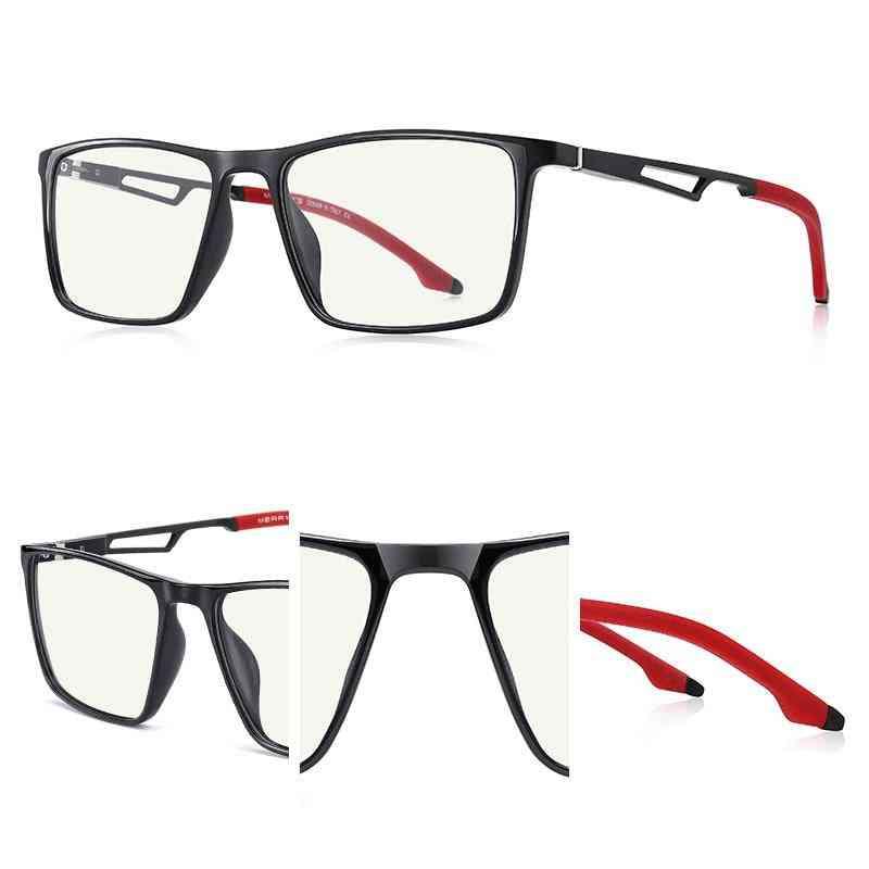 Men Anti Blue Ray Light Blocking Glasses