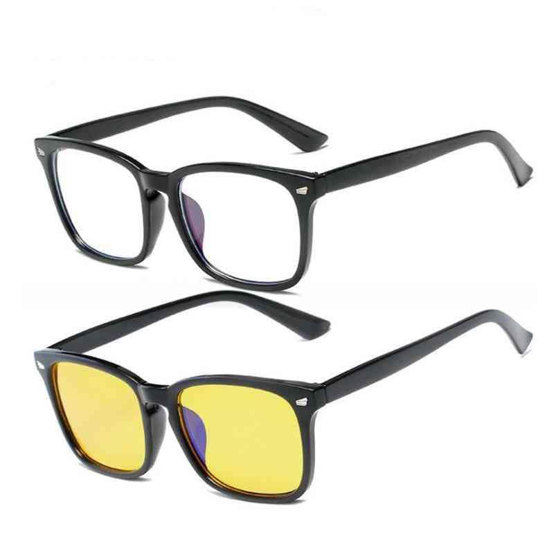 Anti Blue Light Computer Eye Glasses Frame