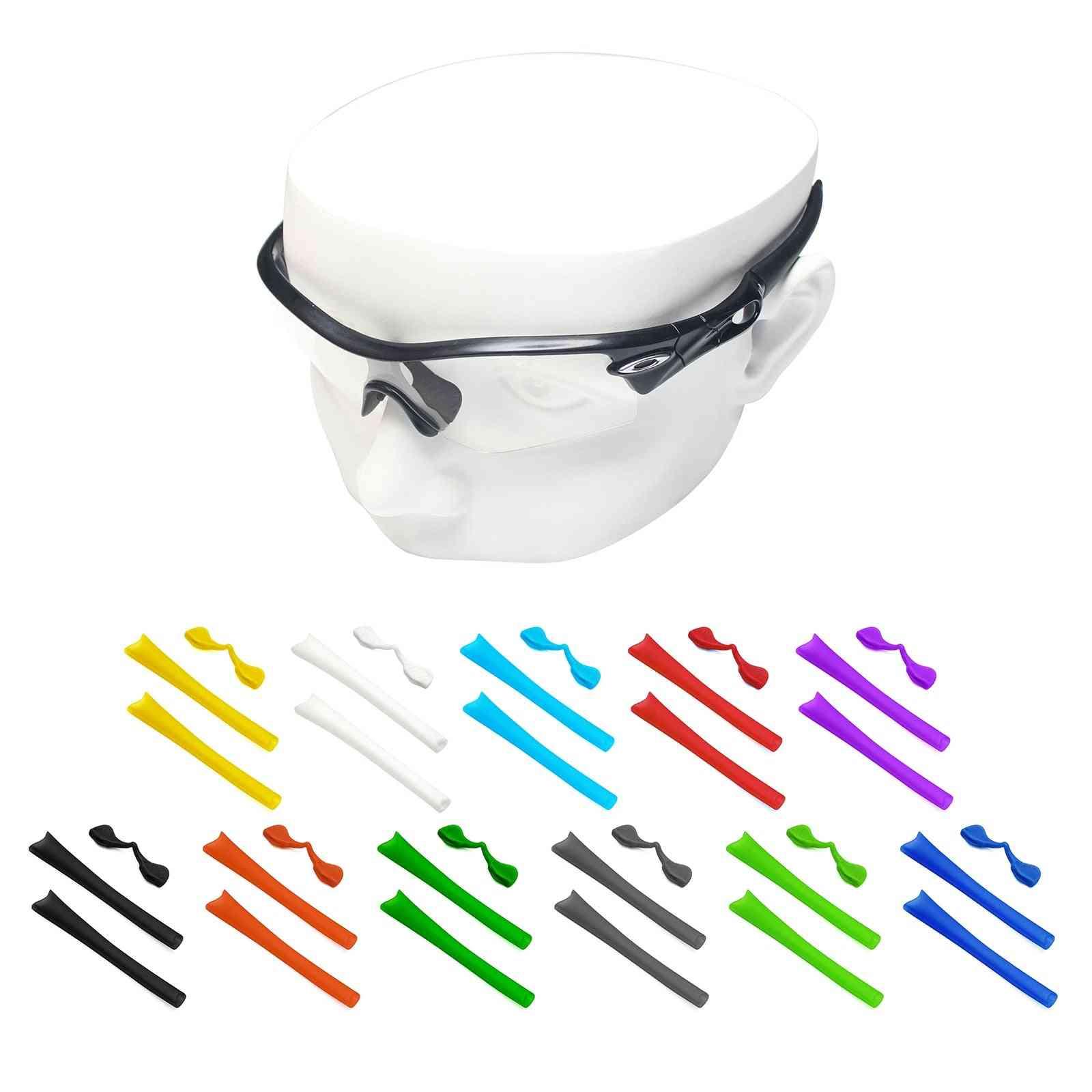 Rubber Kits Nose Pads & Earsocks, Radar Path Sunglasses