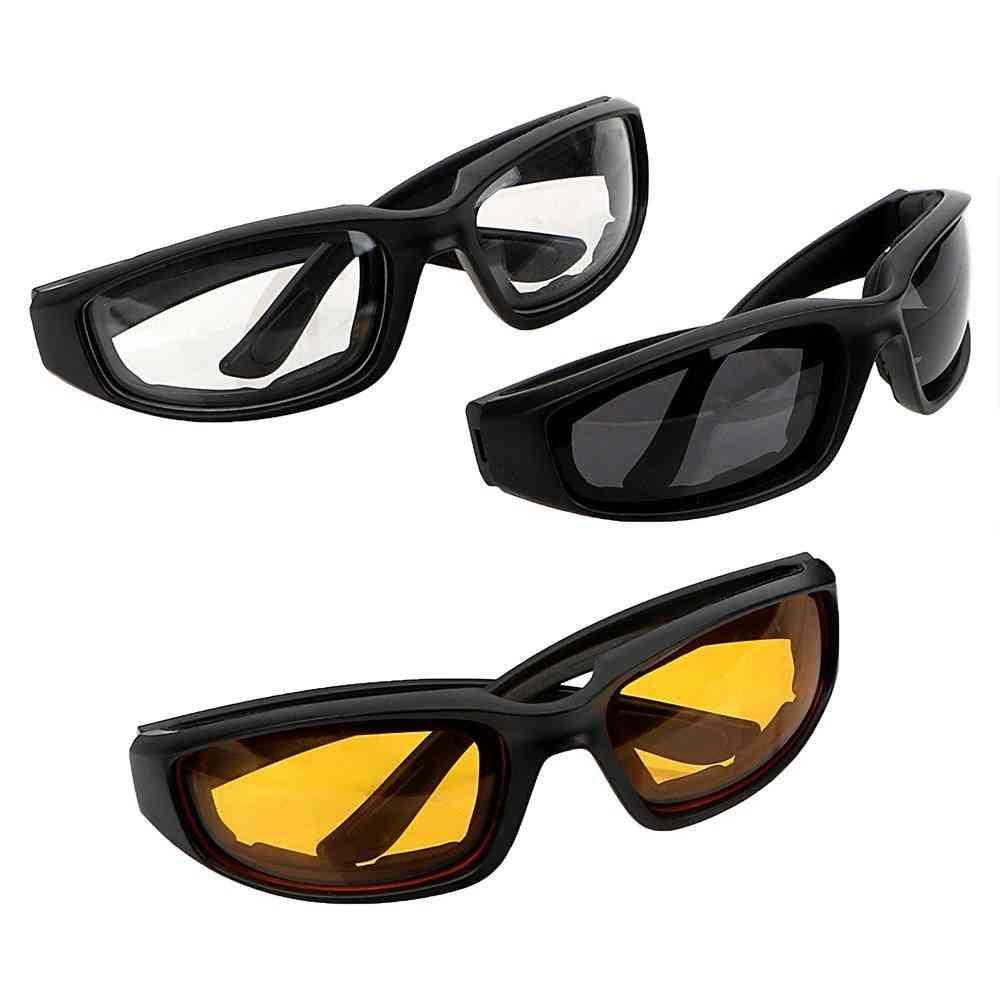 Uv400 Anti-glare Night Vision Driver Goggles, Sunglasses