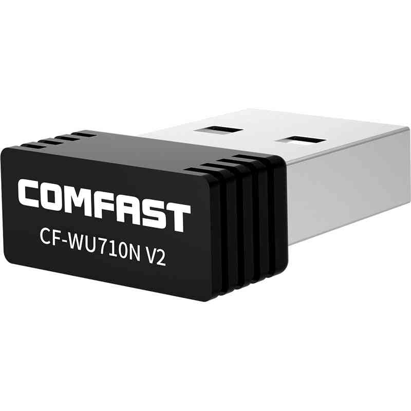 Wireless Mini Usb Wifi Adapter 802.11n 150mbps Usb2.0 Receiver Dongle Mt7601 Network Card