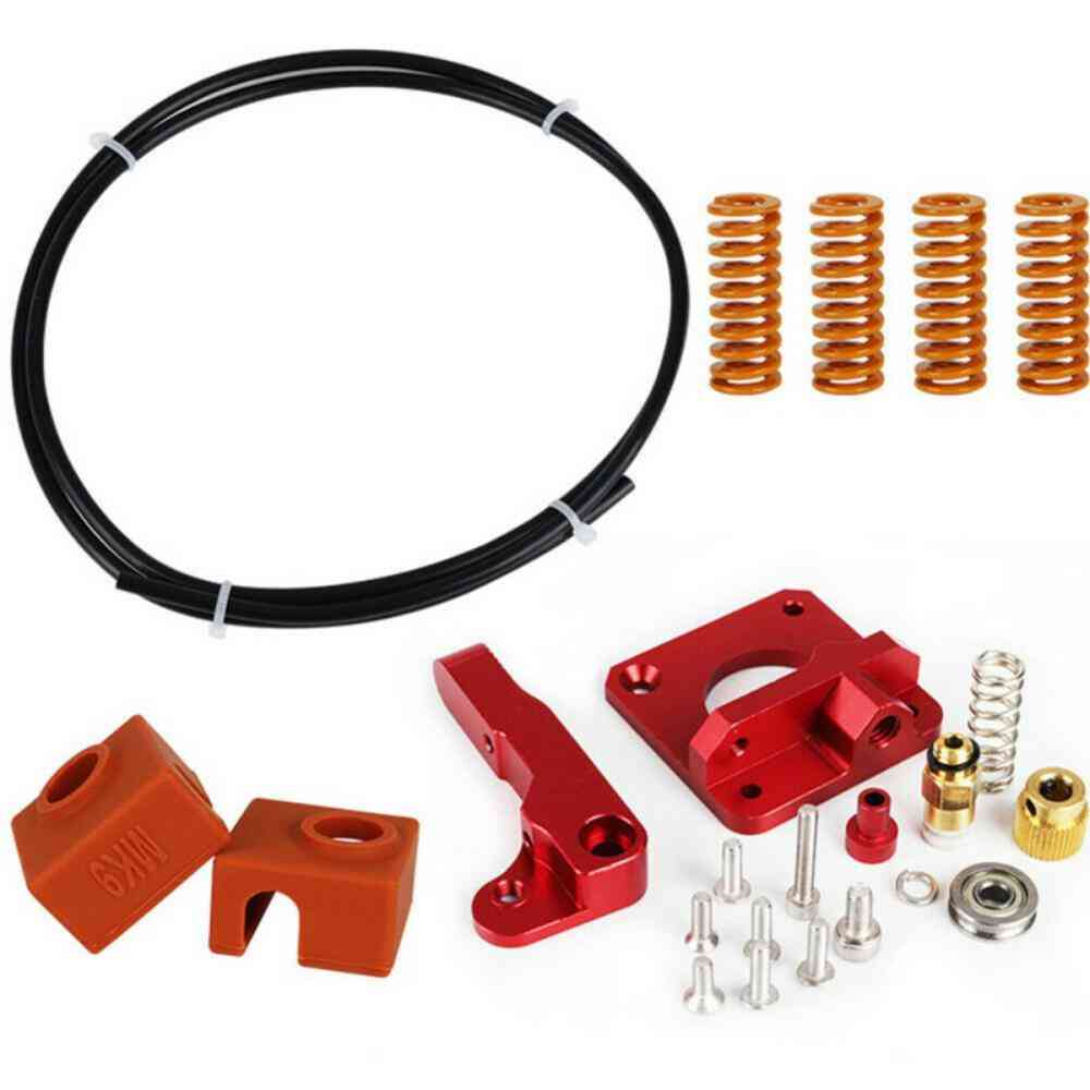 Extruder, Springs, Petg And Aluminum Clone Kit For 3d Printers