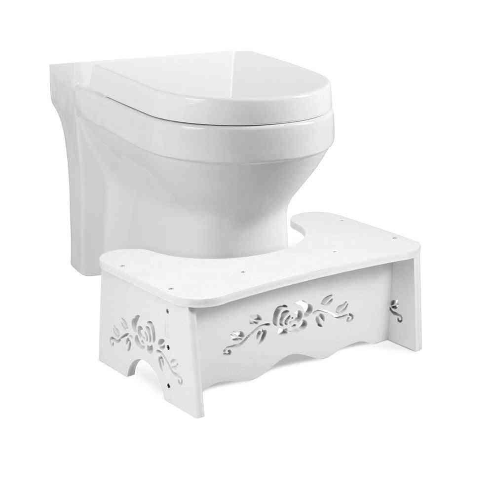 Bathroom Squat Toilet Stool