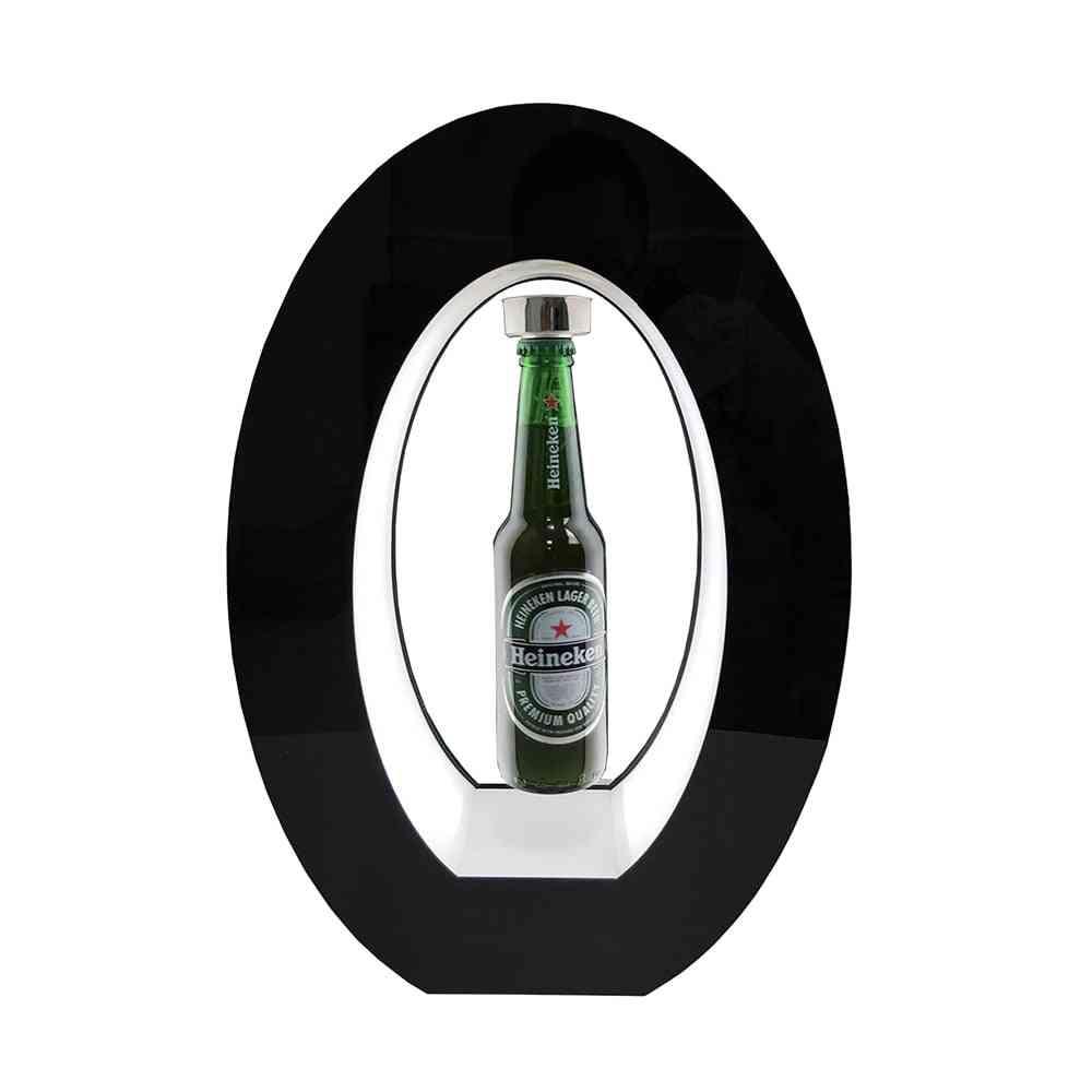 Magnetic Levitation Floating  Beer Wine Perfume Bottle / Gedgets