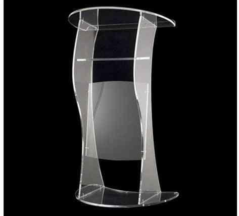 Podium Acrylic Desk Cheap Church Podium Pulpit Stand