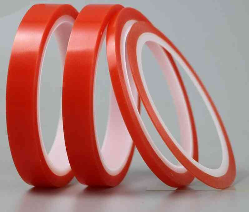 Strong Adhesive Pet Film Clear, Double Sided Tape