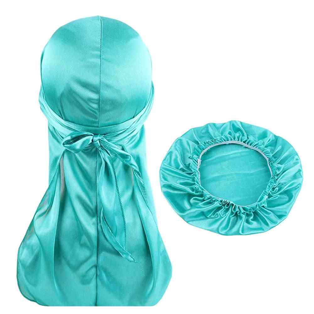 Silky Durag And Bonnet Set And Women