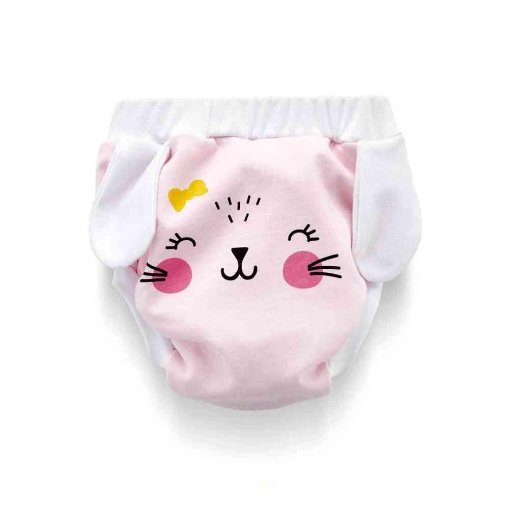 Training Pants, Reusable Potty Toilet Cloth Diaper