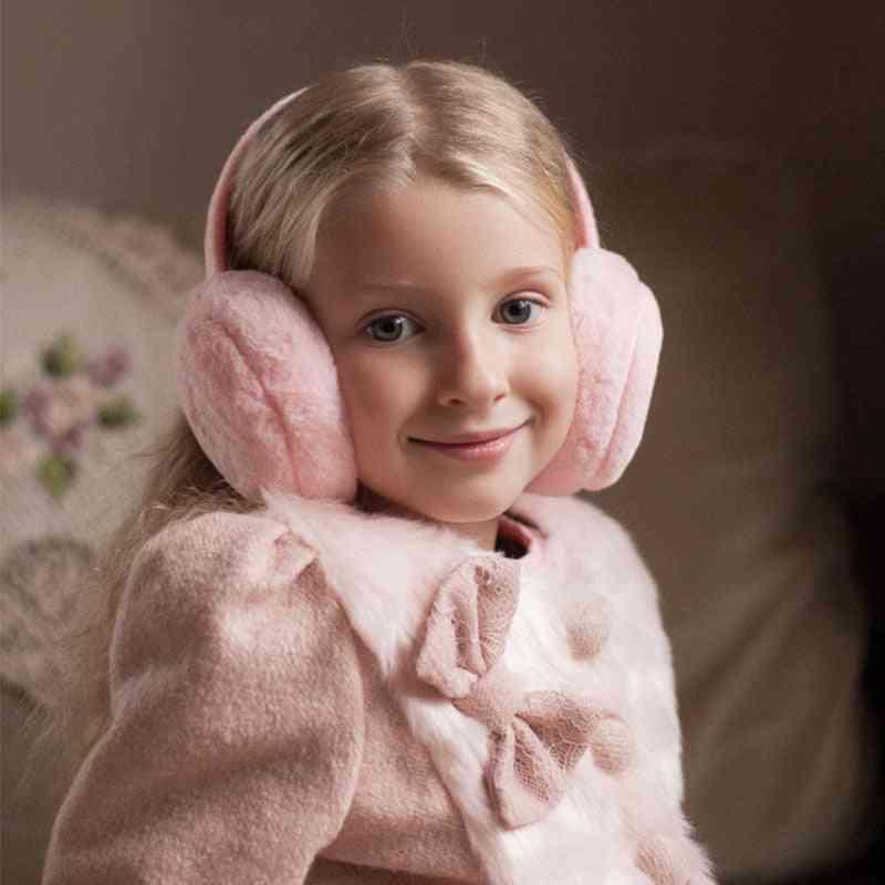 Comfortable And Soft Fur, Warm Earmuffs