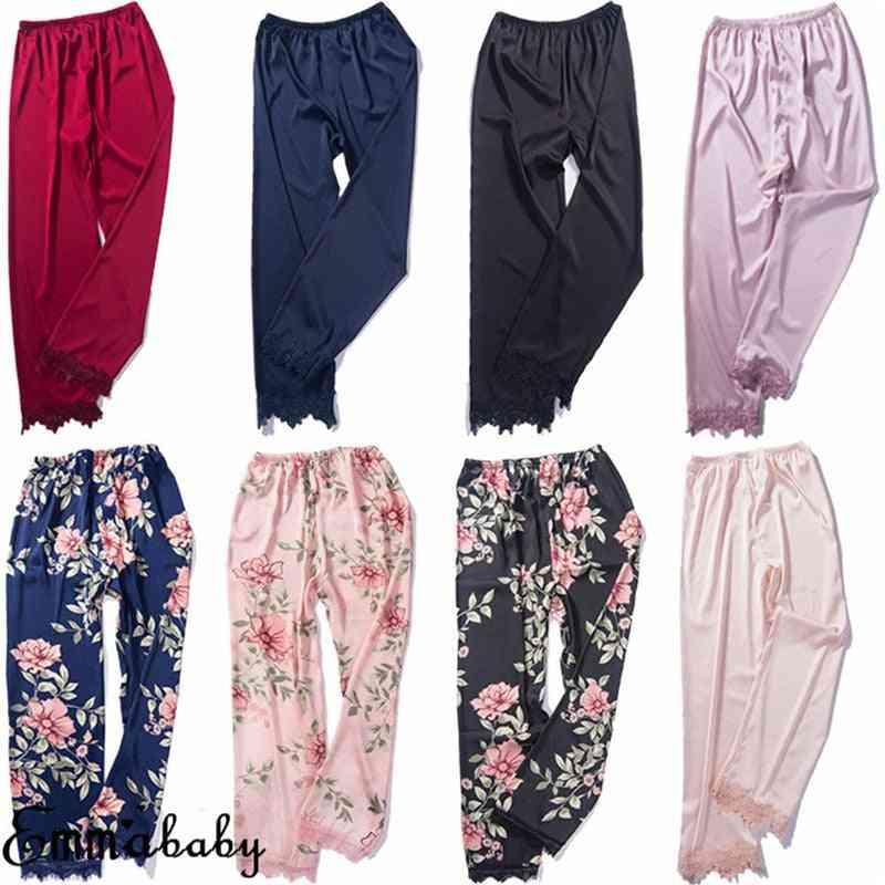 Women Silk Satin Pajamas, Sleepwear, Nightwear, Loungewear, Homewear Clothes
