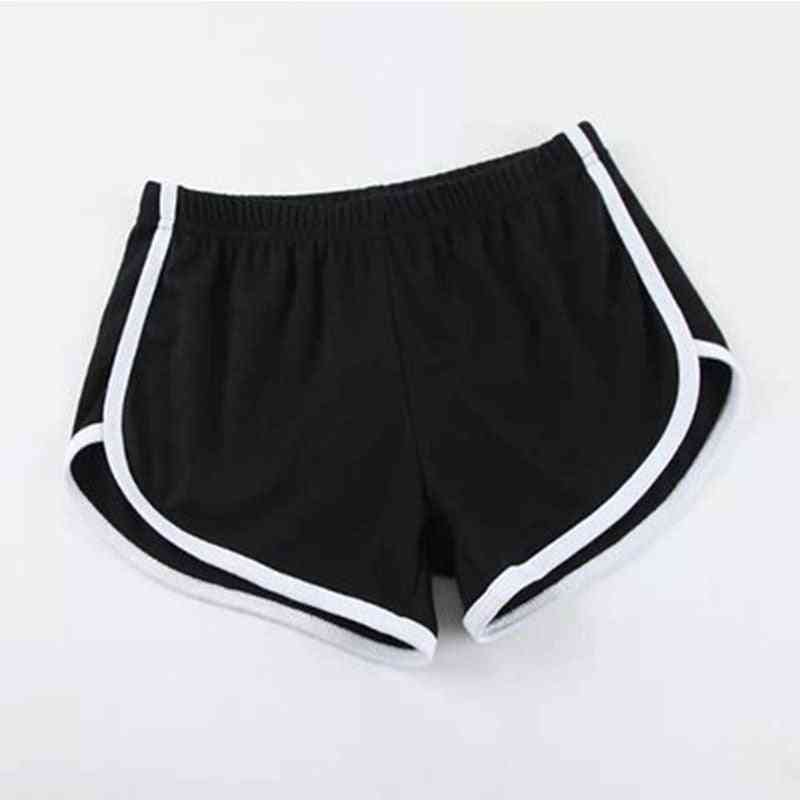 Women Shorts Elastic Loose Waist Running Fitness Pants Pajamas