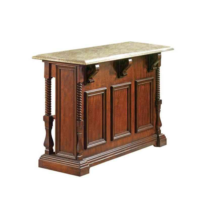 Solid Wood Home Bar Furniture/bar Table And Bar Chair Gf02