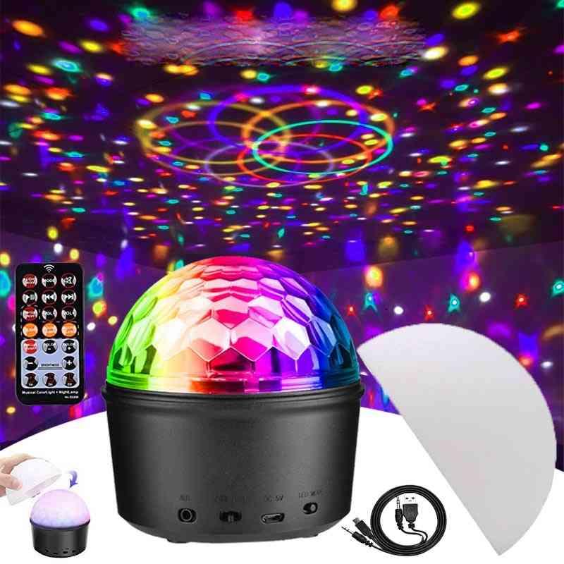 Led Disco Stage Colorful Light Bar/club Bar Cabinet Lamp/bluetooth Speaker