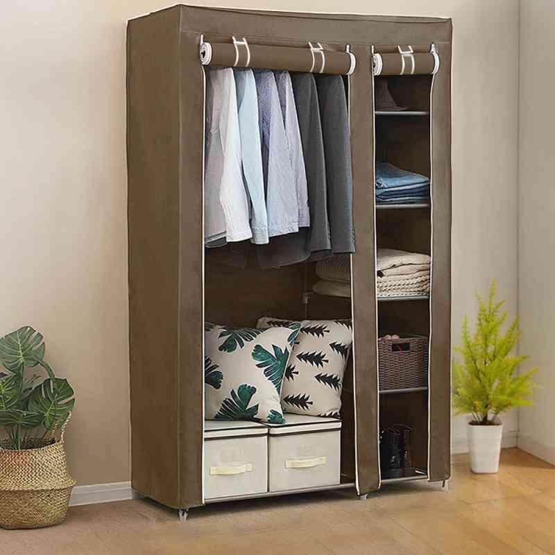Wardrobe Furniture Clothes Storage Cabinet