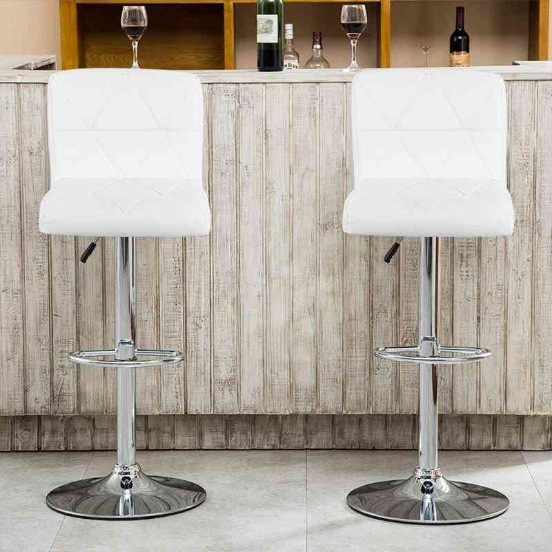 Bar Chair Modern Americal Bar Stool Swivel Lifting High Stool