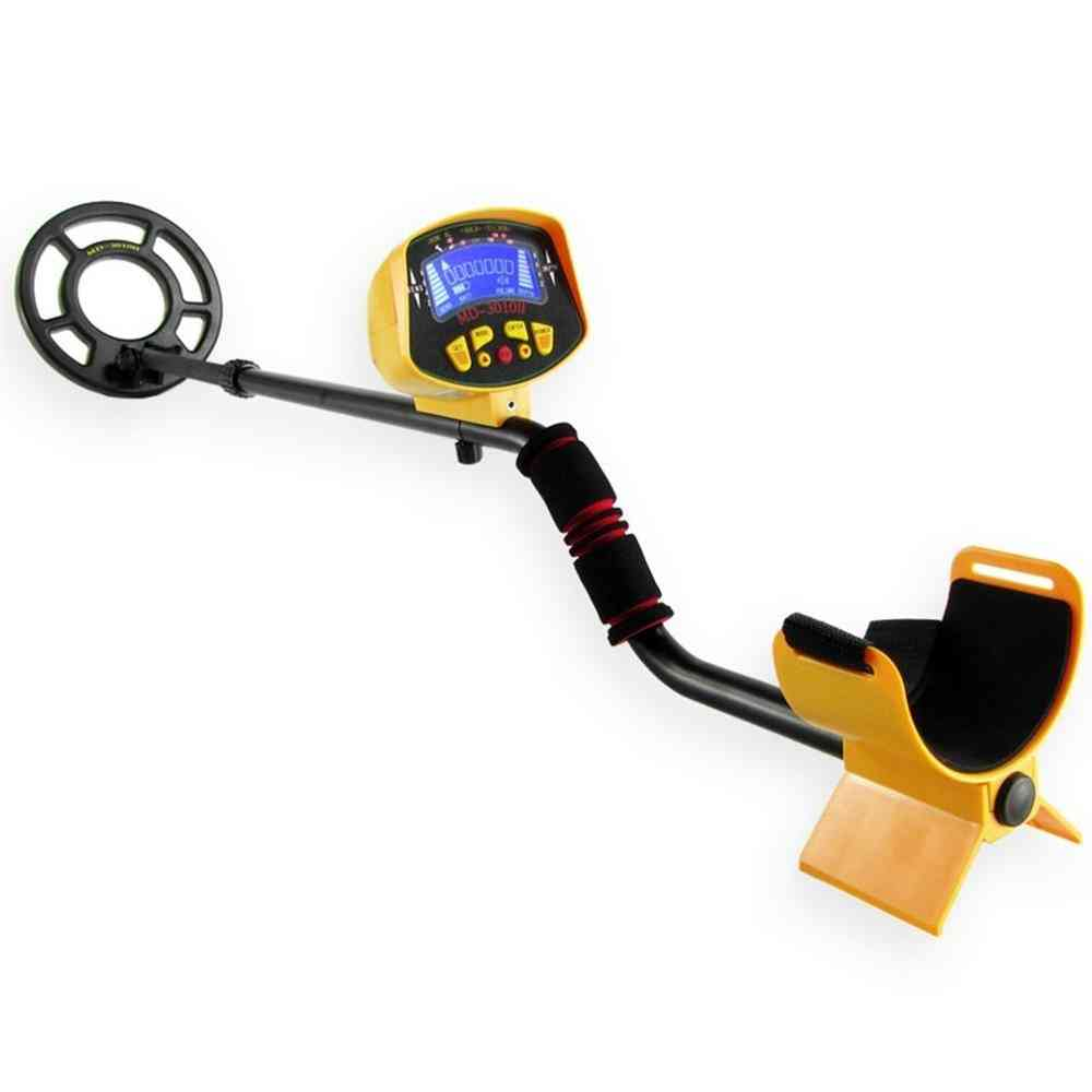 Md3010- Ground Searching Metal, Gold/ Silver Detector, Treasure Hunting Tool