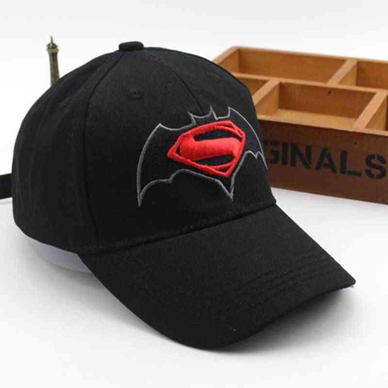 Kids Batman Cap For, Boy Super Hero Hip Hop Sun Hat