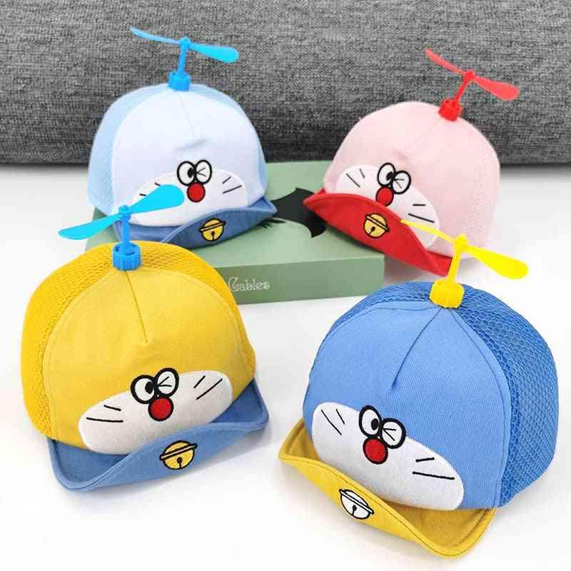 Baby Bamboo Dragonfly Baseball Caps, Cute Child Hats