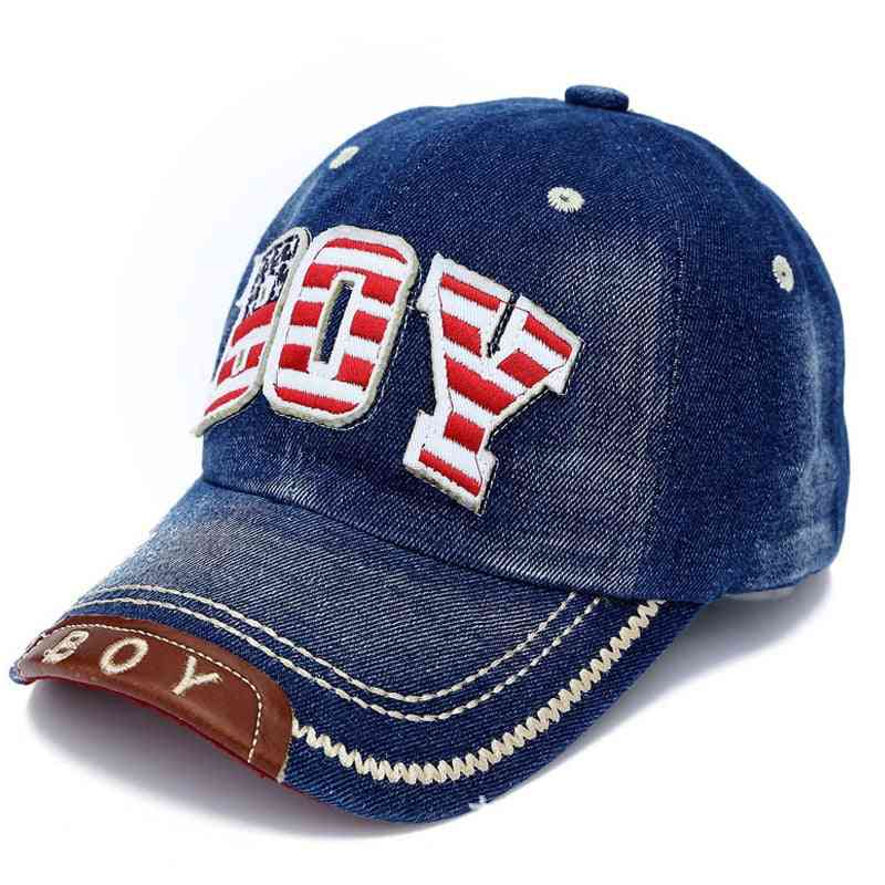 Kids Baseball Cap, Summer Toddler Hat