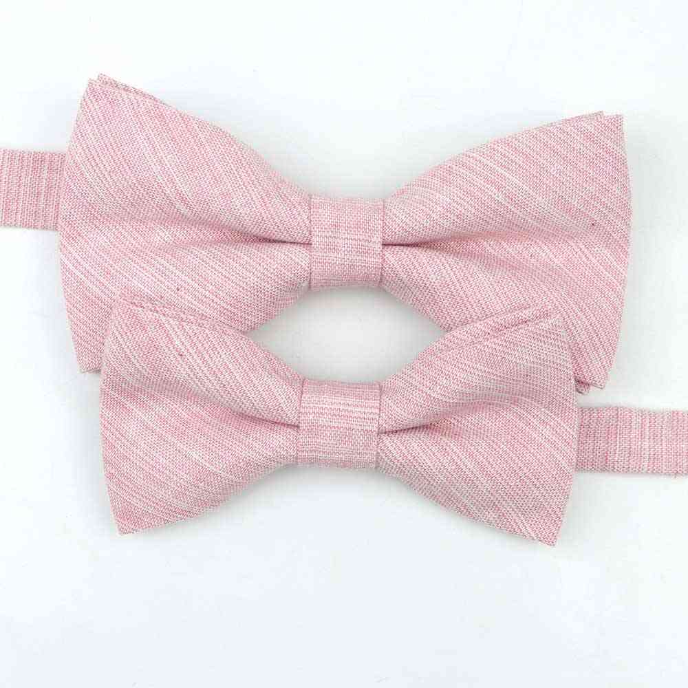 Lovely Parent & Cotton Butterfly Bow Tie Sets
