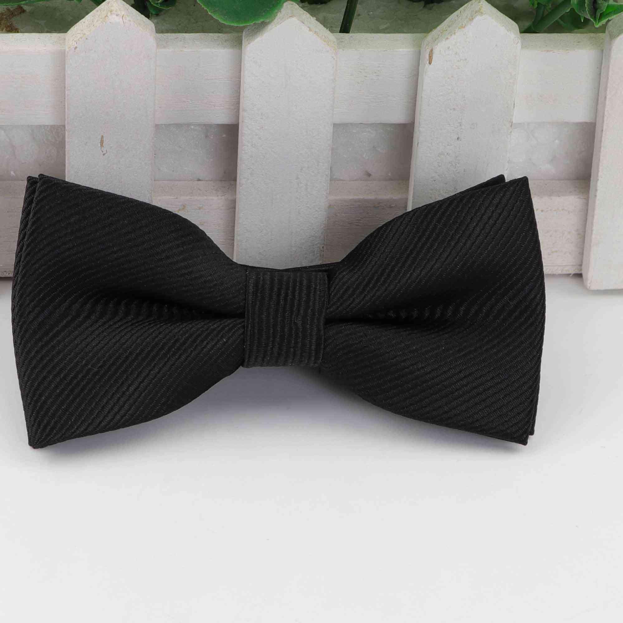 Matt Classic Tuxedo Bow Ties Pet Dog & Cat Neck Tie For Boy & Girl