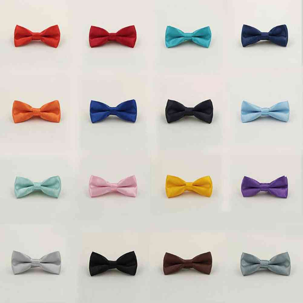 Adjustable Bow Tie Butterfly Knot