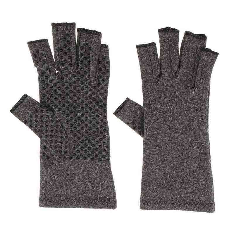 Anti Arthritis Therapy Compression Gloves, Ache Pain Reliever Glove