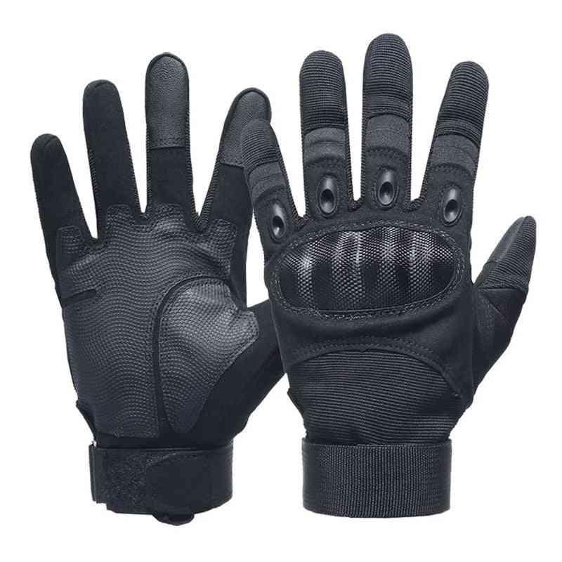 Men Warm Touch Screen Waterproof Military Mittens Combat Climbing Gloves