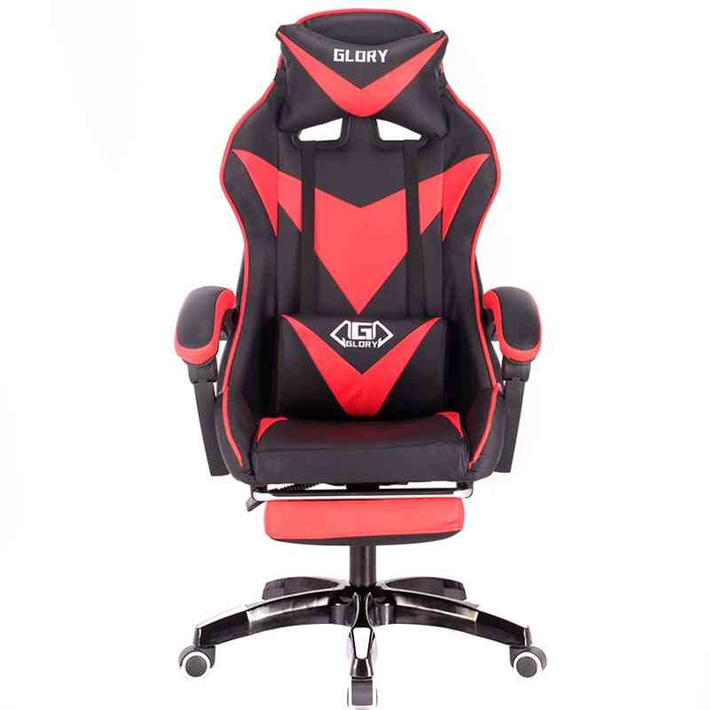 Internet Cafe Sports Racing Chair, Professional Computer Gaming / Office Chairs