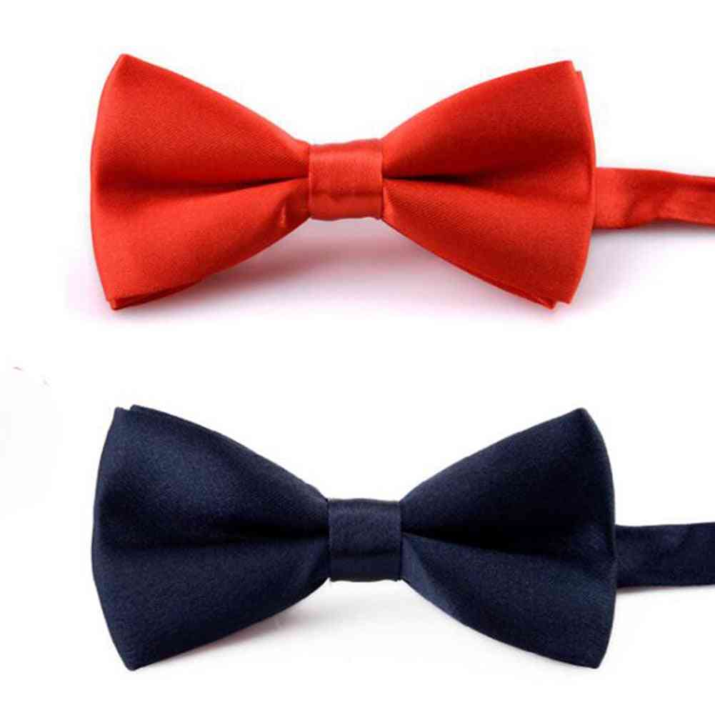 Formal And Adjustable Bow Neck Tie
