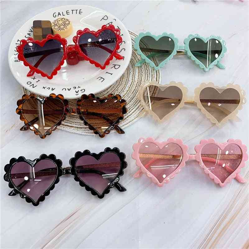Baby Heart Sunglasses, Love Plastic Sunglasses