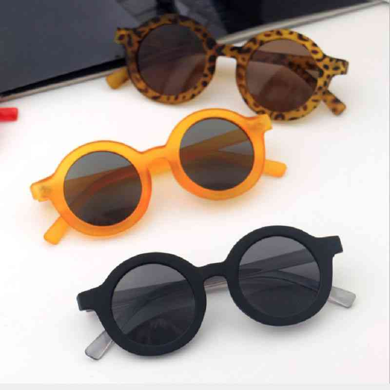 Children Cute Jelly Color Sunglasses For Baby