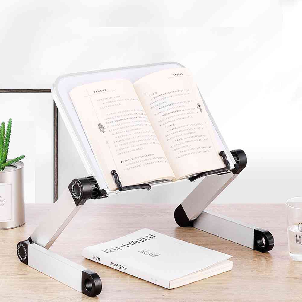 Adjustable Ergonomic Desk  Stand For Ultrabook Netbook Tablet Reading