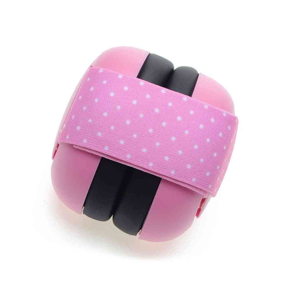 Earmuff Headphone Portable Defenders Adjustable Soundproof Ear Protection