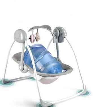 Sleeping Swing, Bouncer Soothing, Electric Cradle, Rocking Chair For Baby