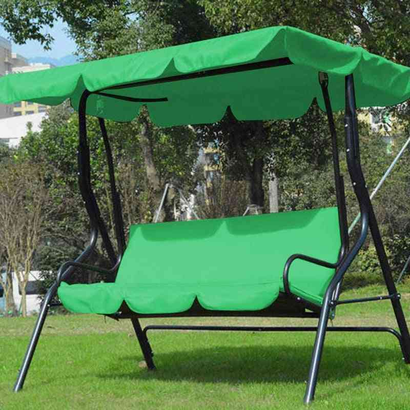3-seater Swing Canopies And Seat Cover Set - Covers Only