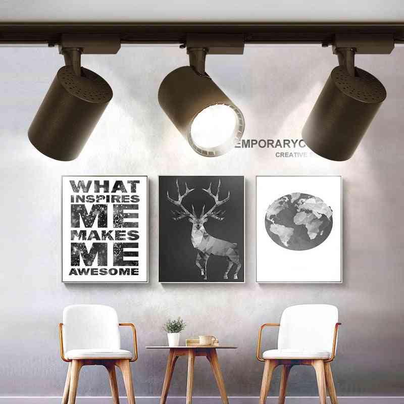 Aluminum Led Spotlights For Home/kitchen