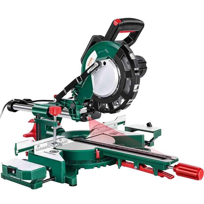 Aluminum Alloy- Single Miter Saw, Wood High Precision, Cutting Machine
